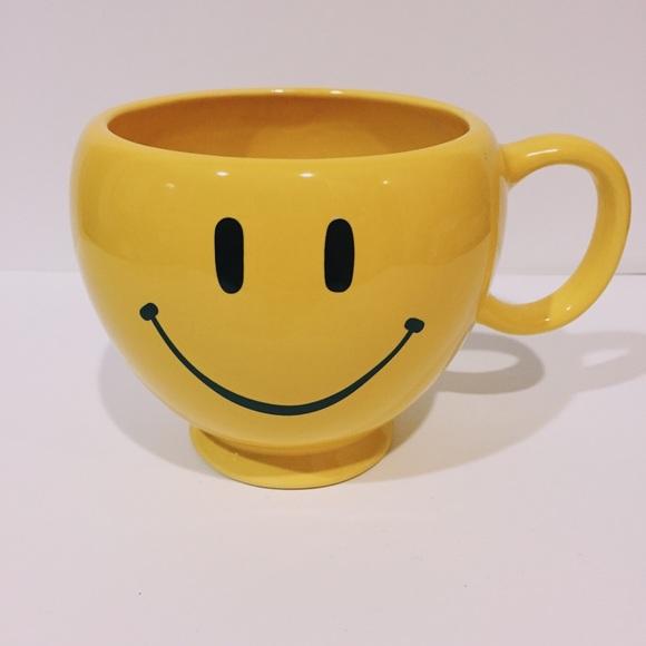 Other Smiley Face Mug Poshmark